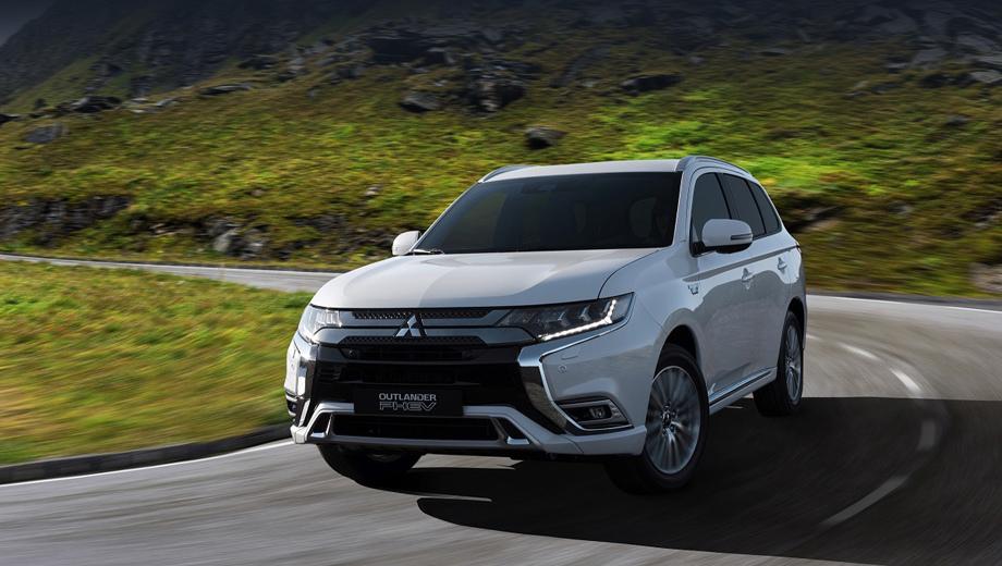Mitsubishi Outlander: новое достижение